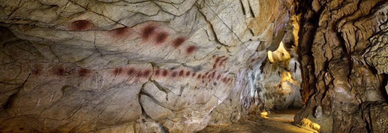 Cueva de El Castillo,Puente Viesgo, Cantabria, Spain