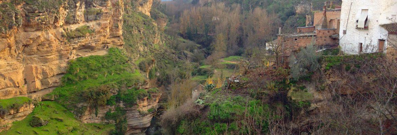 Alhama de Granada White Village
