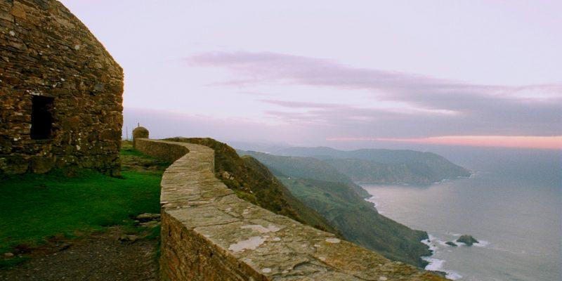 Viewpoint, Garita de Herbeira,A Coruña, Spain