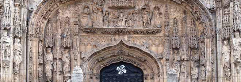 San Pablo Church,Valladolid, Spain