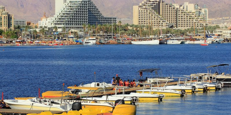 Eilat Marina, Eilat, Southern District, Israel