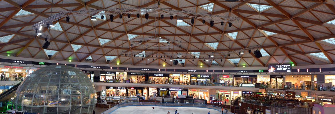 Ice Mall Eilat, Southern District, Israel