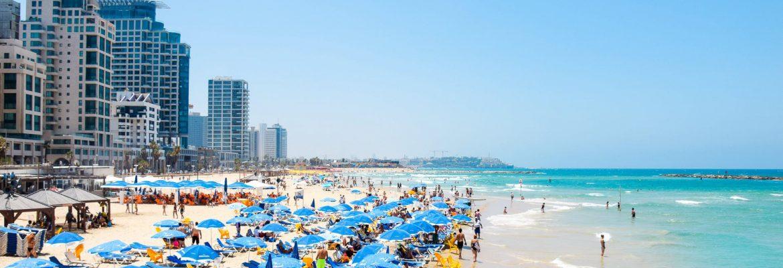 Jerusalem Beach, Tel Aviv, District, Israel