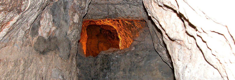 Hezekiah's Tunnel, Jerusalem, Israel