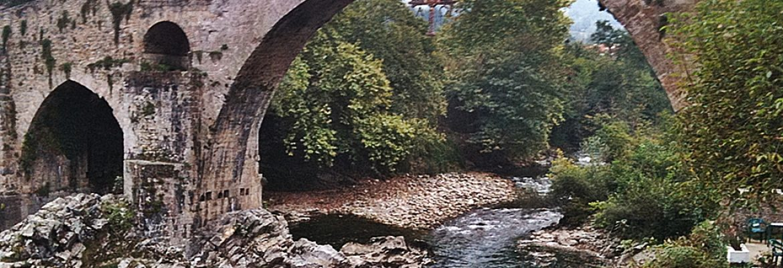 Cangas de Onís,Asturias, Spain