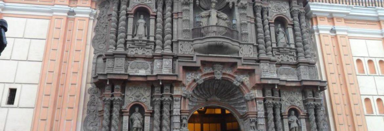 Basílica Menor Nuestra Señora de la Merced,Jerez de la Frontera, Cádiz