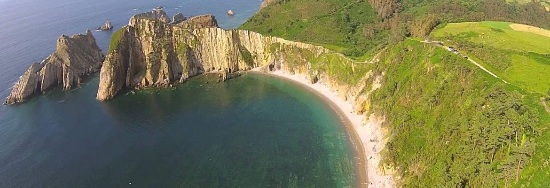Playa del Silencio,Castañeras, Asturias, Spain