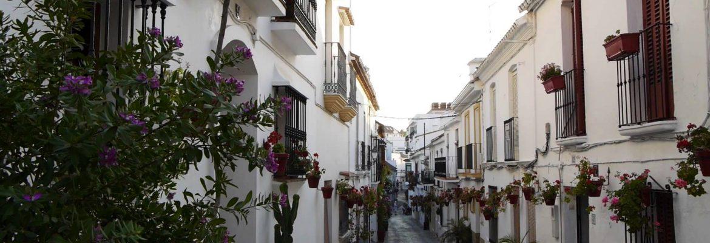 Old Town Estepona, Estepona, Spain