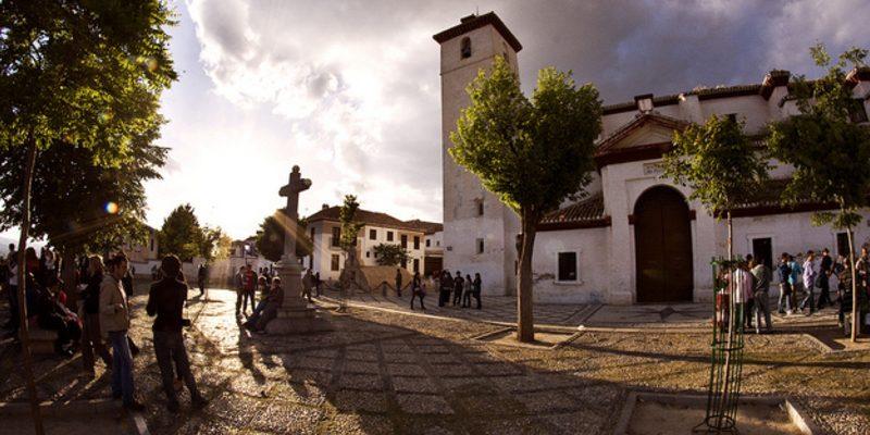 Mirador San Nicolás,Granada, Spain