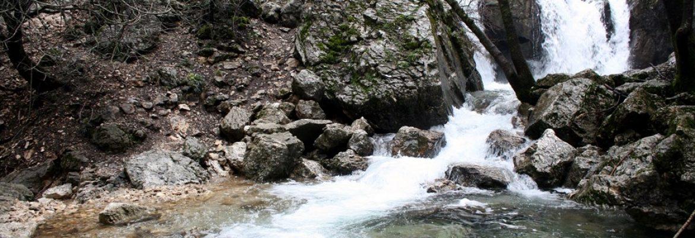 Hiking, Nacimiento del rio Guadalquivir,Quesada, Jaén, Spain