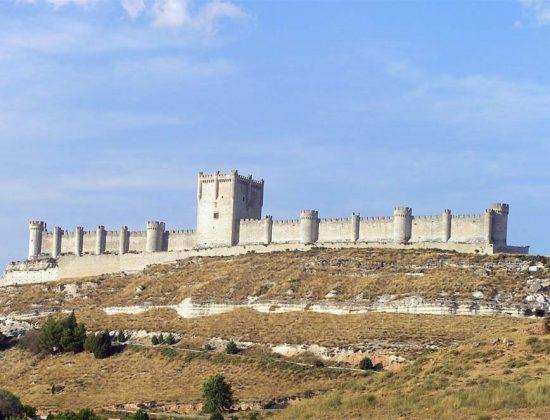 Castillo de Peñafiel,Valladolid, Spain