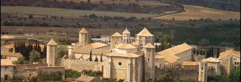 Monasterio de Santa María de Poblet,Tarragona, Spain