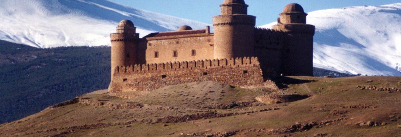 Castillo de La Calahorra,La Calahorra, Granada, Spain