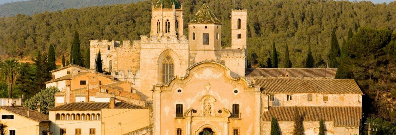 Reial Monestir de Santes Creus,Tarragona, Spain