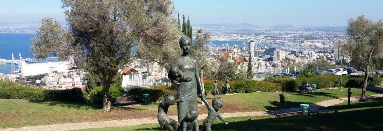 Sculptures Garden, Haifa District, Israel