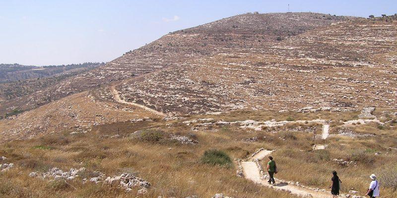 Shilo, West Bank, Israel