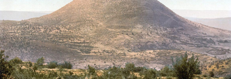 Mount Tabor, Kfar Tavor, Northern District, Israel