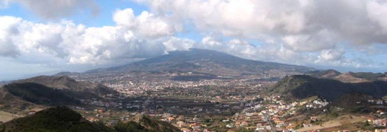 San Cristóbal de La Laguna, Unesco Site, Santa Cruz de Tenerife, Spain