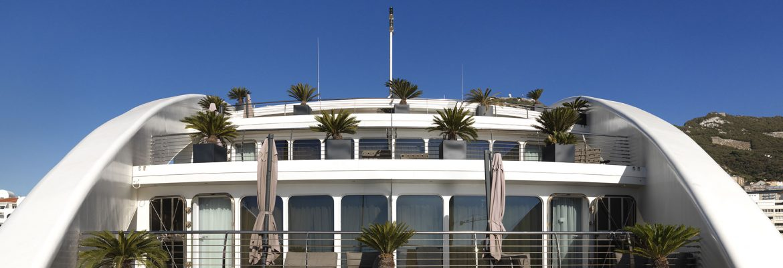 Sunborn Five Star Hotel Gibraltar