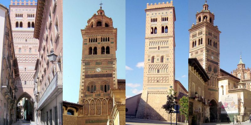 Mudejar Architecture of Aragon, Spain