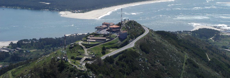 Monte de Santa Trega,Pontevedra, Spain