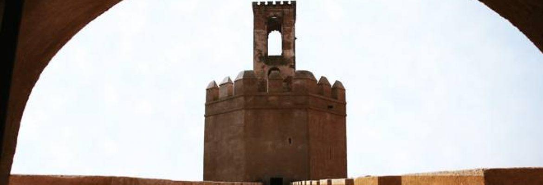 Torre Espantaperros,Badajoz, Spain