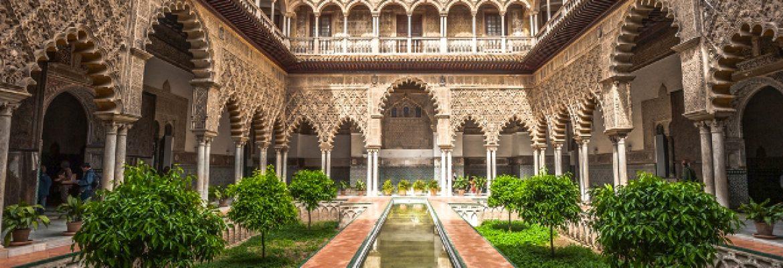 Archivo de Indias, Unesco Site, Seville, Spain
