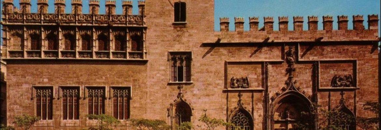 La Lonja de la Seda de Valencia, Unesco Site, Valencia, Spain