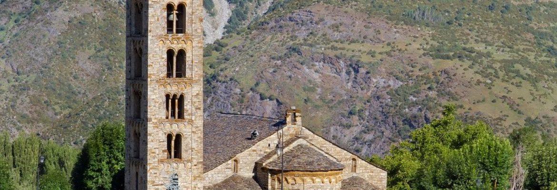 Catalan Romanesque Churches of the Vall de Boí, Unesco Site, Barruera, Spain