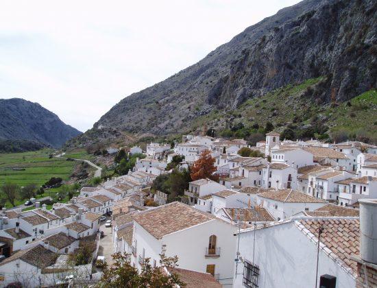 Genalguacil White Villiage, Málaga, Spain