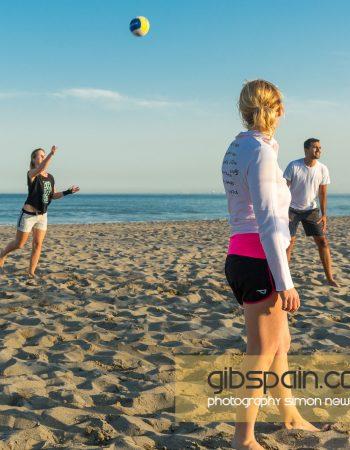 Alcaidesa Beach Volleyball