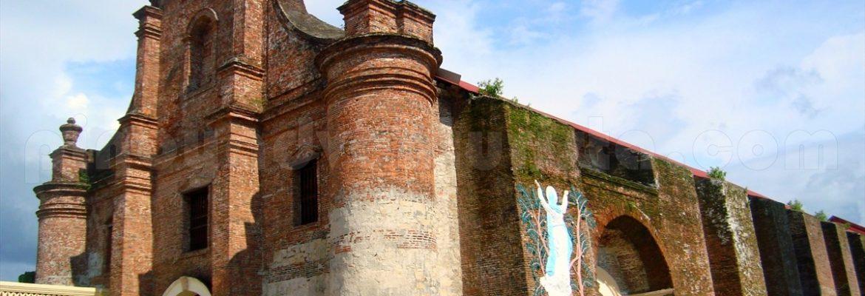 Church La Nuestra Señora de La Asuncion, UNESCO SITE,Ilocos Sur, Philippines