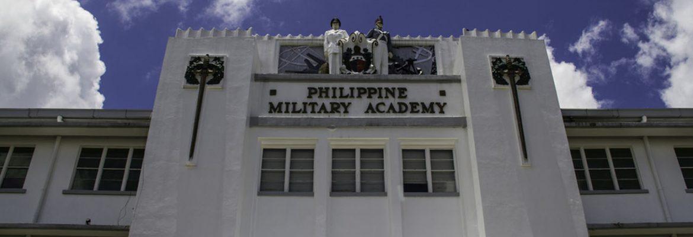PMA Gate,Benguet, Luzon, Philippines