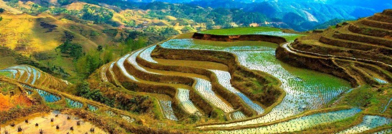 Mayoyao Rice Terraces, Ifugao, Luxen, Philippines