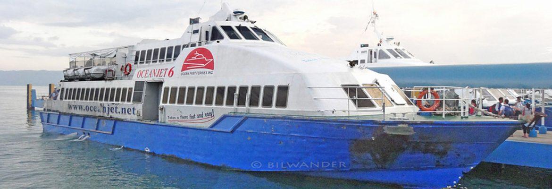 Ferry Port Tagbilaran,Cogon District, Tagbilaran City