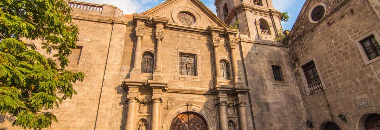 San Agustin Church, UNESCO SITE, Manila, Philippines