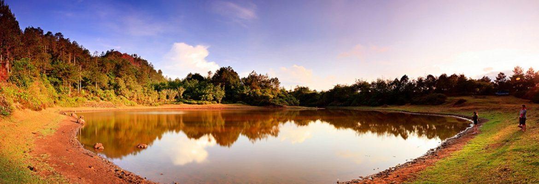 Lake Danum,Mountain Province, Luzon, Philippines