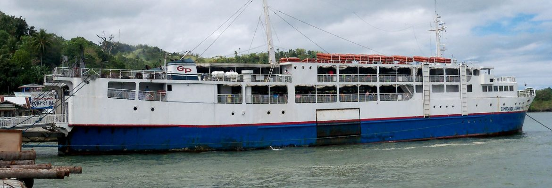 Ferry Port Dapitan,Dapitan City, Zamboanga del Norte, Philippines