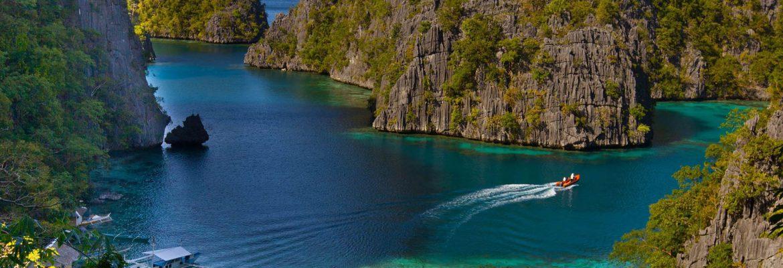 Coron Island Natural Biotic Area, Unesco Site,Coron Island, Coron, Philippines