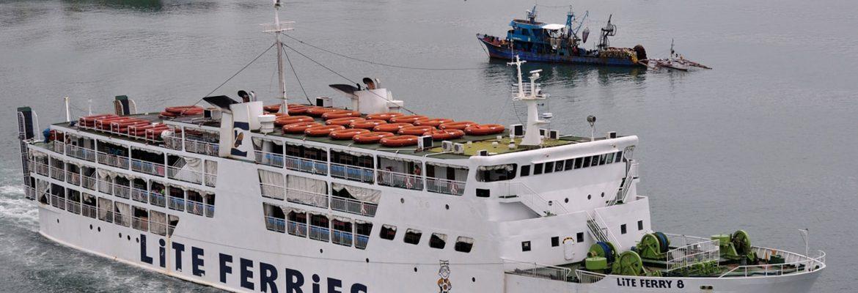 Ferry Port Argao,Argao, Cebu, Philippines