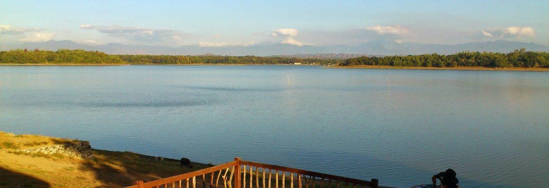 Paoay Lake,Paoay Lake,Ilocos Norte, Luzon, Philippines