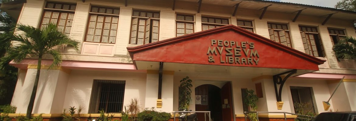 The People's Museum and Library,Nueva Vizcaya, Luzon, Philippines