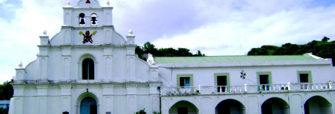 San Carlos Borromeo Church, Batanes, Luzon, Philippines