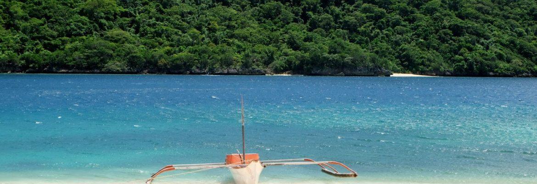Tambaron Island Beach,Oriental Mindoro, Philippines