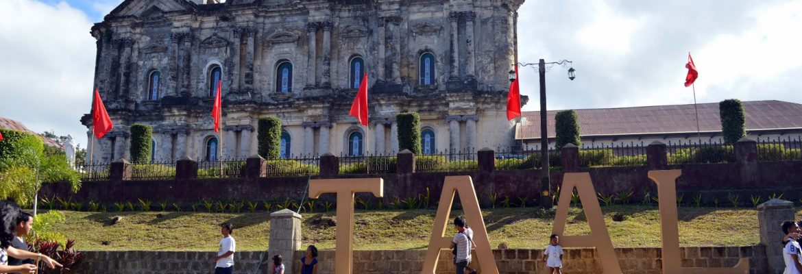 The Heritage Town of Taal,Batangas, Southern Luzon, Philippines