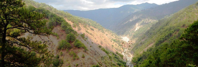 Cordillera Mountains,Nueva Vizcaya, Luzon, Philippines