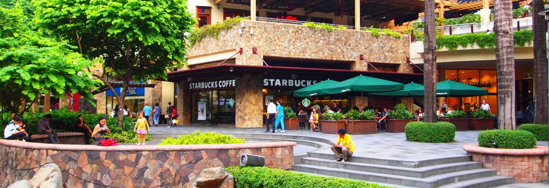 Greenbelt Mall, Makati, Manila, Philippines