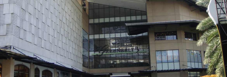 The Landmark Mall,Ayala Center, Makati, Metro Manila, Philippines