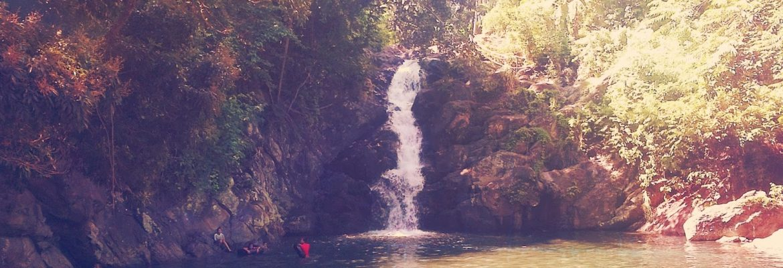 Veriato Waterfalls,San Isidro, Northern Samar, Philippines