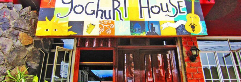 Yoghurt House, Mountain Province, Luzon, Philippines